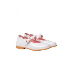 Patent Leather Ballerina 1100 navy