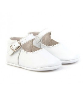 Pram shoes Angelitos 240 white