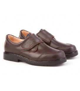 School shoes 452 brown