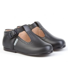 T-bar boys shoes Angelitos 503 navy