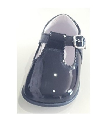 463 Boys shoes in patent navy