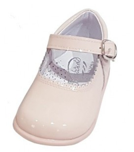 Mary Jane Girls shoes in patent pink 457