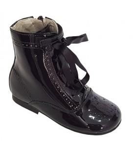 4253 Patent boots black