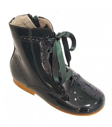 4253 Patent boots green
