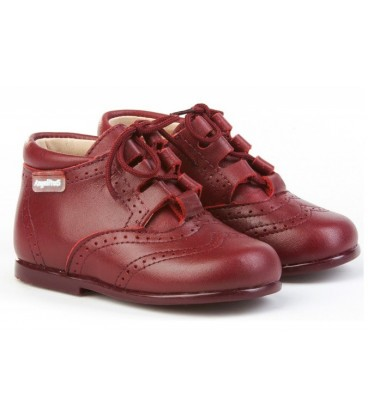 Angelitos 627 burgundy