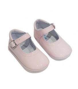 Pram shoes 712 pink