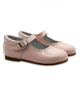 Mary Jane patent leather 4199 pink