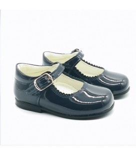 Mary Jane patent leather 4199 navy